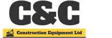 C&C CONSTRUCTION EQUIPMENT Logo